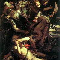 Caravaggio Conversion Of Saint Paul