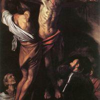 Caravaggio Crucifixion Of Saint Andrew