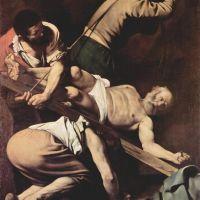 Caravaggio Crucifixion Of Saint Peter