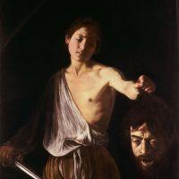 Caravaggio David And Goliath 2