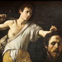 Caravaggio David With The Head Of Goliath