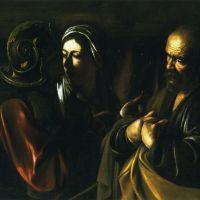 Caravaggio Denial Of Saint Peter