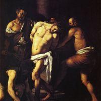 Caravaggio Flagellation Of Christ