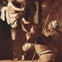 Caravaggio Madonna Of Loreto