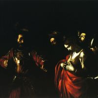 Caravaggio Martyrdom Of Saint Ursula