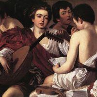 Caravaggio Musicians