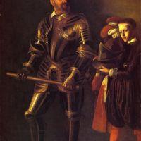 Caravaggio Portrait Of Alof De Wignacourt And His Page