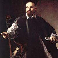 Caravaggio Portrait Of Maffeo Barberini