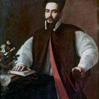 Caravaggio Portrait Of Maffeo Barberini 2
