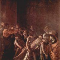 Caravaggio Resurrection Of Lazarus