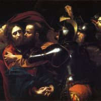 Caravaggio Taking Of Christ