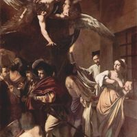 Caravaggio The Seven Works Of Mercy