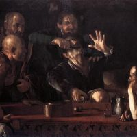 Caravaggio Tooth Puller