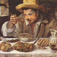 Carracci Annibbale The Bean Eater