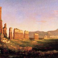 Cole Aqueduct Near Rome