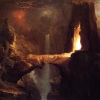 Cole Expulsion. Moon And Firelight