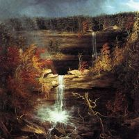 Cole Falls Of The Kaaterskill