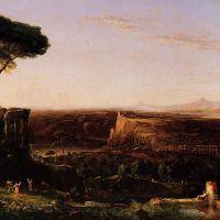 Cole Italian Scene Composition