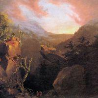 Cole Mountain Sunrise