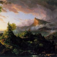 Cole The Course Of Empire - 1836