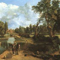 Constable John Le Moulin De Flatford