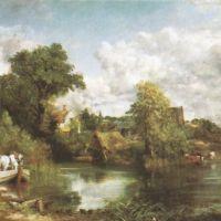 Constable John The White Horse