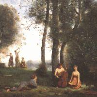 Corot Le Concert Champetre