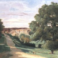 Corot Le Petit Chaville