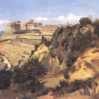 Corot Voltera La Citadelle