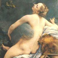 Corregio Zeus And Io