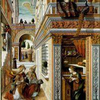 Crivelli Carlo The Annunciation