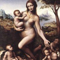 Da Vinci Leda 1530