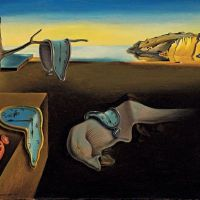 Dali The Persistence Of Memory