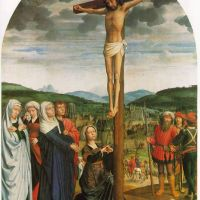 David Gerard La Crucifixion