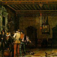 Delaroche Assassination 1834