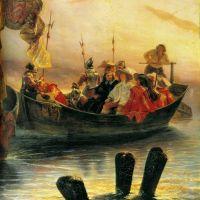Delaroche Cardinal Richelieu 1829 Left