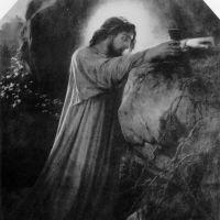 Delaroche Christ On The Mount Of Olives 1855