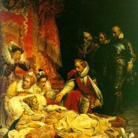 Delaroche Death Of Elizabeth 1828-large