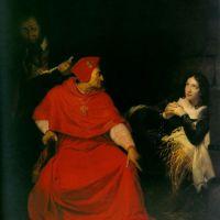 Delaroche Joan Of Arc In Prison 1824