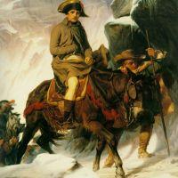Delaroche Napoleon Crossing The Alps 1850