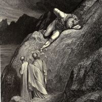 Dore Gustave 32 And There Lay Stretch-d The Infamy Of Crete Detested Brood Of The Feign-d Heifer