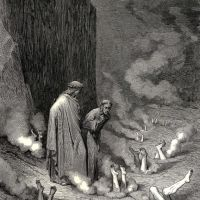 Dore Gustave 45. I Was Like A Monk Listening To The Confessions Of A Mean Murderer