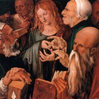 Durer Christ Among The Doctors