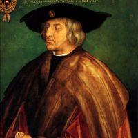 Durer Portrait Of Emperor Maximilian