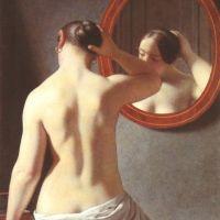 Eckersberg Cw Nude Morning Toilette