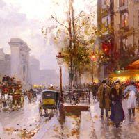Edouard Cortes Boulevard Bonne Nouvelle Paris