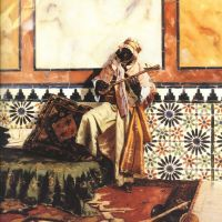 Ernst Gnaoua In A North African Interior