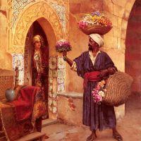 Ernst The Flower Seller