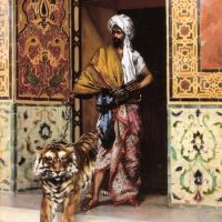 Ernst The Pashas Favourite Tiger