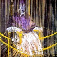 Francis Bacon Study After Velazquez - Portrait Of Pope Innocent X